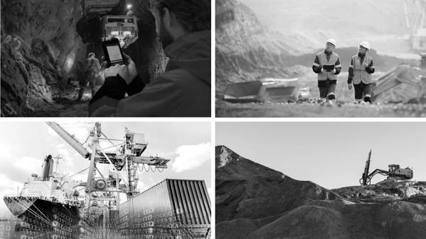 5G Remote Mining Maritime