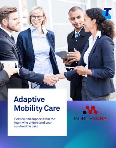 Adaptive Mobility Care brochure