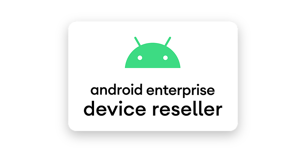 Android Enterpise Device Reseller logo