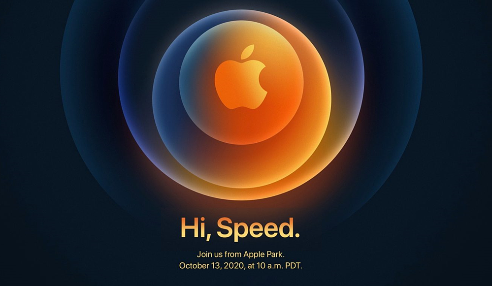 Apple 12 hi speed