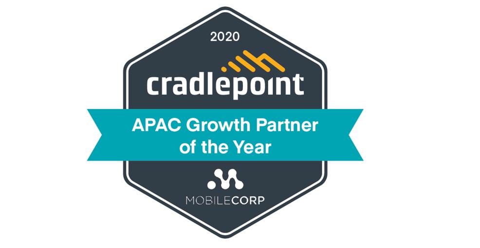 Cradlepoint APAC Partner - Twitter