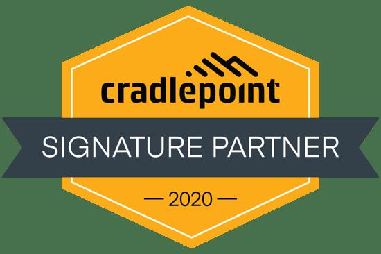 Cradlepoint Signature Partner 2020