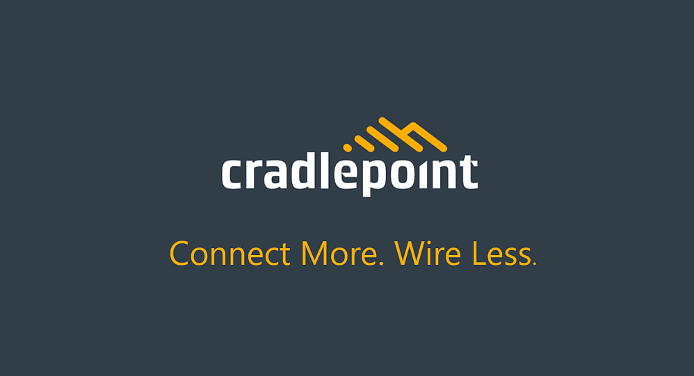 Cradlepoint connect more wire less