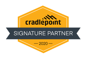 Cradlepoint signature partner