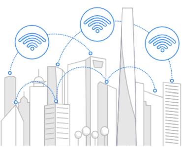 EEW wireless connectivity web