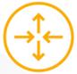 Icon - enterprise class routing