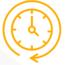 Icon - optimised uptime