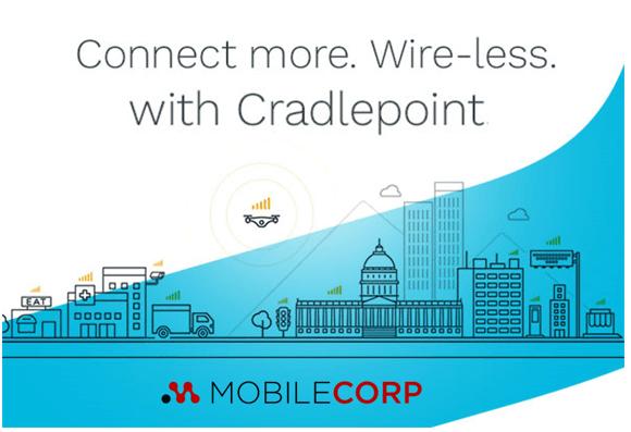 MobileCorp – Cradlepoint Professional Service