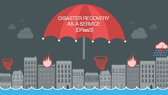 What is 'Disaster Recovery as a Service'?