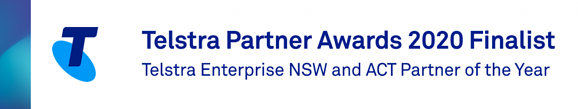Telstra Enterprise NSW and ACT Partner of the Year Finalist