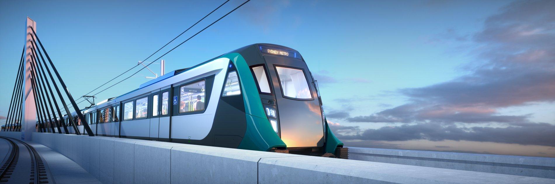 sydney-metro-trains