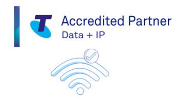 Partner - Data +IP Accredited