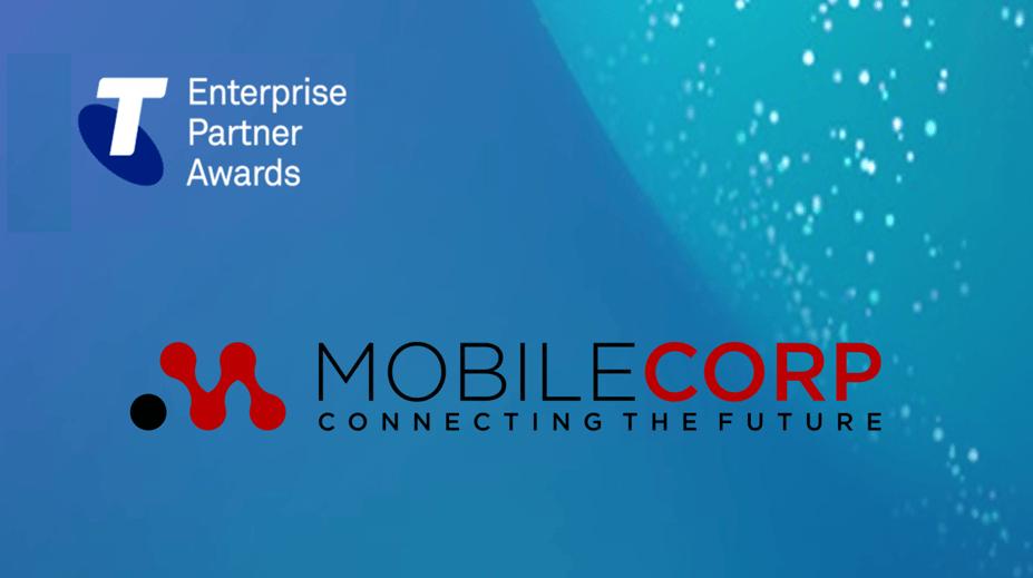 Telstra Enterpise Partner Awards MobileCorp