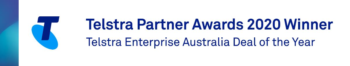 Telstra Enterprise Australia Deal of the Year - email - Winner