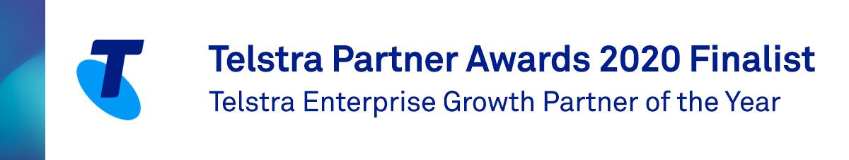Telstra Enterprise Growth Partner of the Year -  Finalist