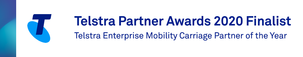 Telstra Enterprise Mobility Carriage Partner of the Year Finalist