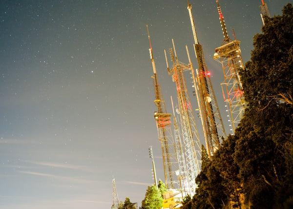 UC towers