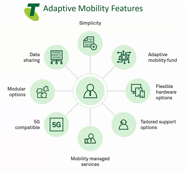 adaptive mobility features