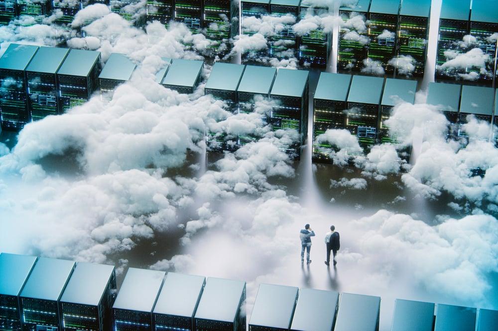 managed it server cloud
