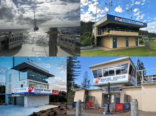 marine rescue sites