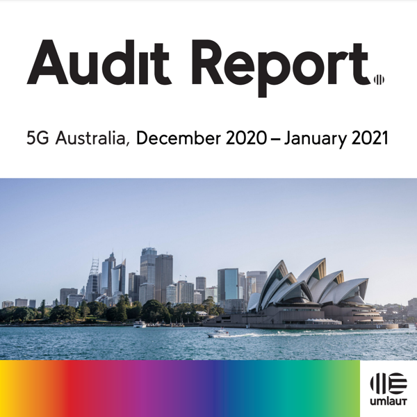 umlaut 5g audit report dec20 jan21 cover