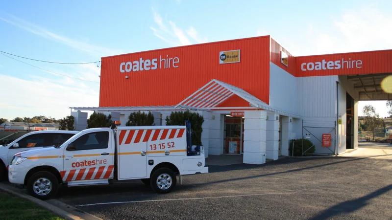 Coates Hire Case Study