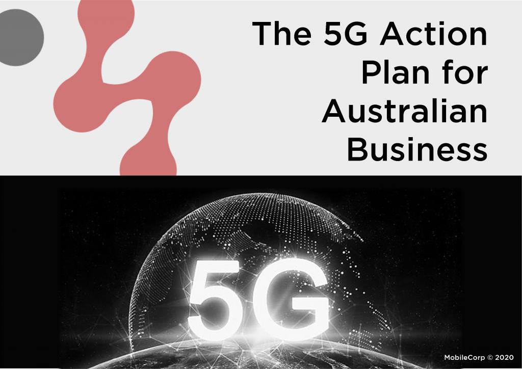 5G Action Plan for Australian business