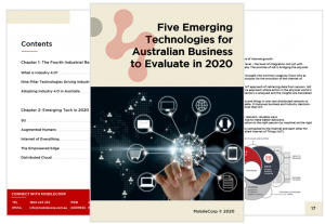 Emerging Tech Cover