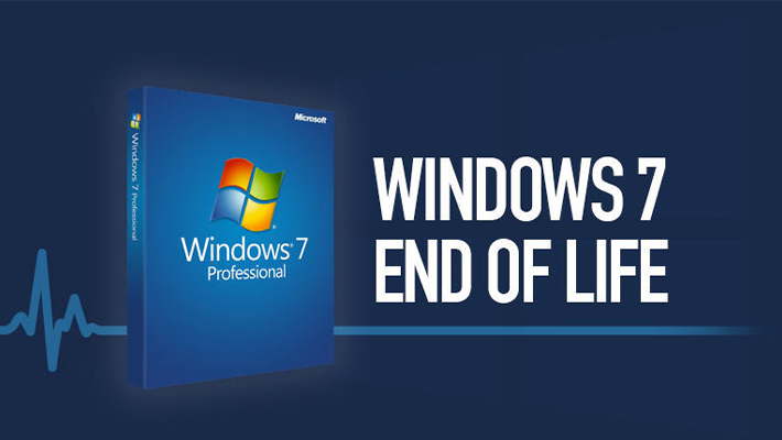 Windows 7 and Office 2010 no longer supported from 2020
