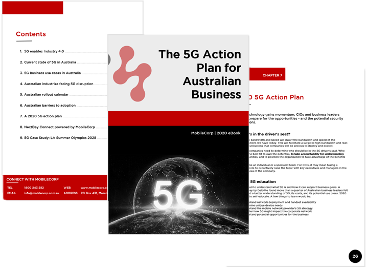 eBook Cover 5G